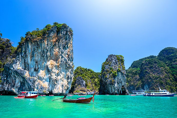 Yacht charter in Thailand 1