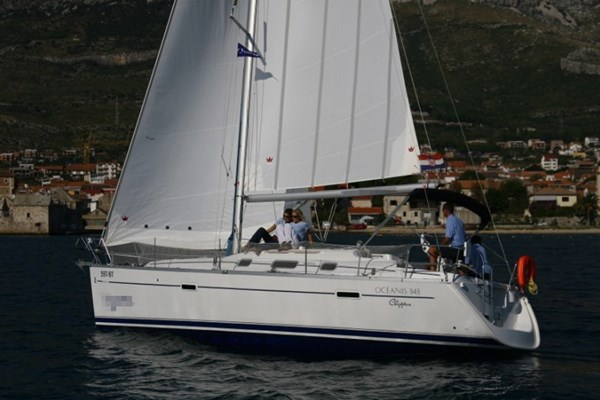 Oceanis 343 Clipper