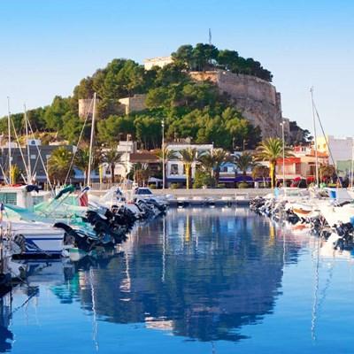 Boat rental offer in Denia