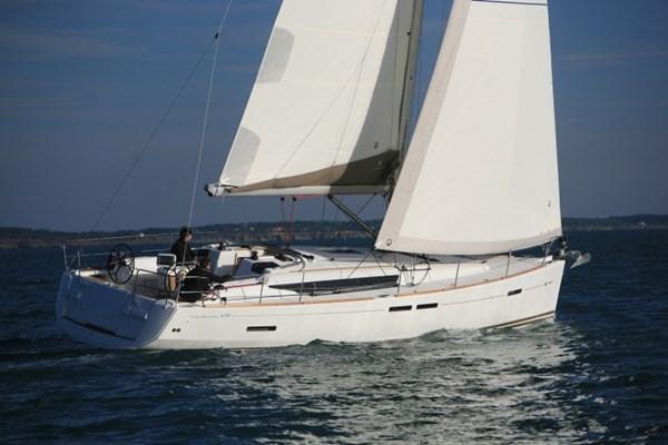 Sun Odyssey 439 2011-13