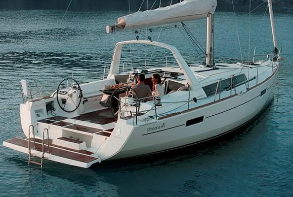 Oceanis 41 2012-13