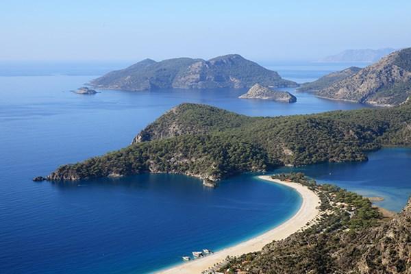 Yacht charter in Turkey 1