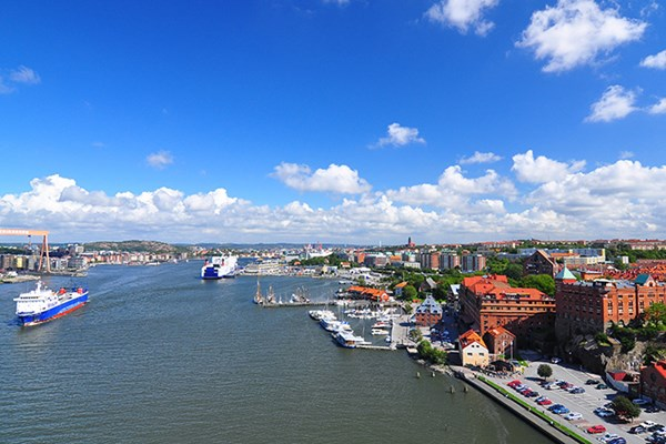 Yacht charter in Gothenburg 1