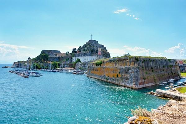 Yacht charter Corfu 1