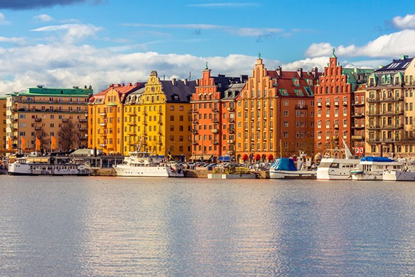 Yacht charter in Stockholm 1