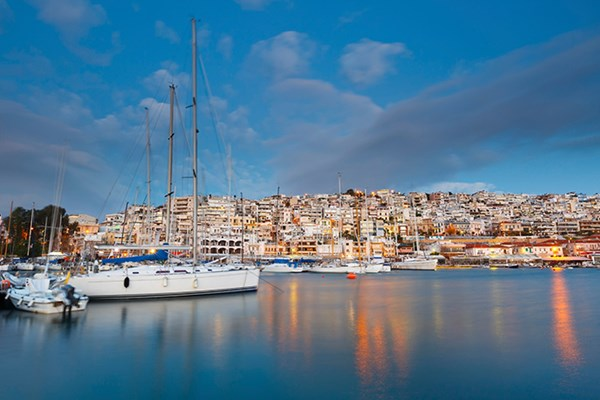 Yachtcharter in Athen 1