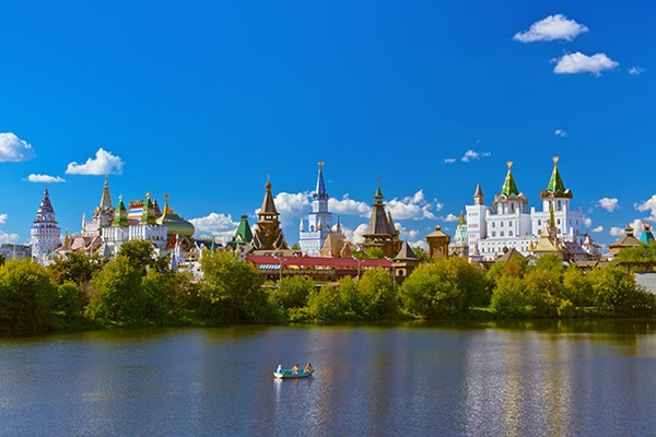 Yacht charter in Russia 1