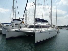 Catamarán - Lavezzi 40