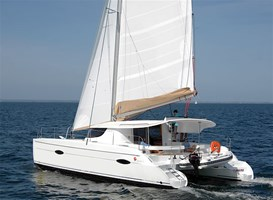 Catamarán - Lipari 41