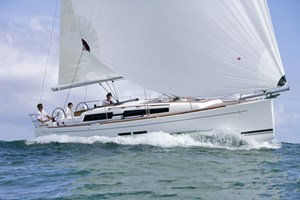 Sailing Boat - Dufour 375 Grand Large
