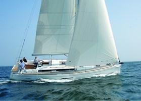 Segelboot - Dufour 450