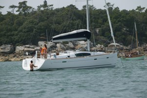 Segelboot - Oceanis 40