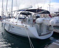 Segelboot - Oceanis 50 Family