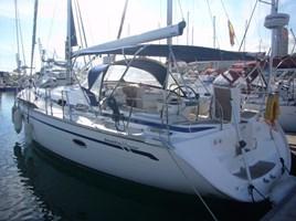 Segelboot - Bavaria 46 cruiser