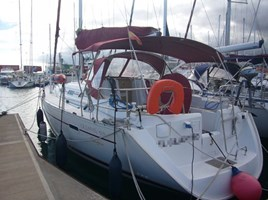 Segelboot - Oceanis 393 Clipper