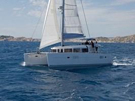 Catamarán - Lagoon 400