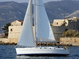 Segelboot - Cyclades 43.3