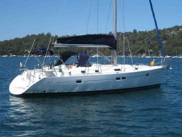 Sailing Boat - Oceanis 411 Clipper