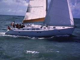 Sailing Boat - Oceanis 473 Clipper
