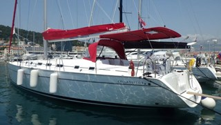 Segelboot - Cyclades 50.5
