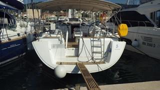 Sailing Boat - Oceanis 50