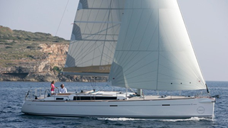 Sailing Boat - Dufour 485 Grand Large