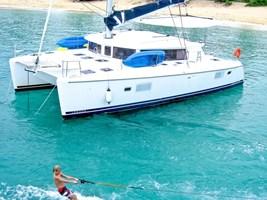 Catamarán - Lagoon 420