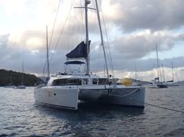 Catamarán - Lagoon 440