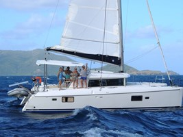 Catamaran - Lagoon 420