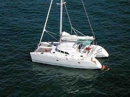 Catamarán - Lagoon 380