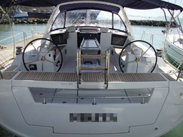 Segelboot - Oceanis 45