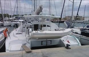 Katamaran - Lagoon 380