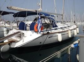 Sailing Boat - Bavaria 49