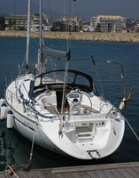 Sailing Boat - Bavaria 38 Cruiser