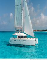 Catamarán - Lagoon 52