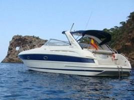 Motorboat - Bavaria Sport 38
