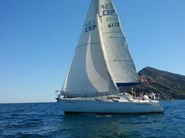 Sailing Boat - First 285