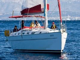 Segelboot - Cyclades 43.3