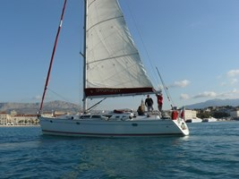 Segelboot - Sun Odyssey 45.2