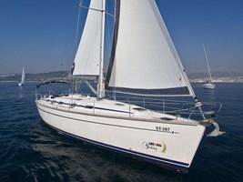 Segelboot - Bavaria 49