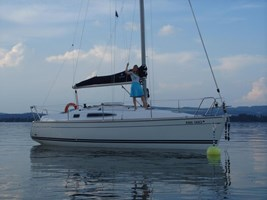 Sailing Boat - Sun Odyssey 29.2