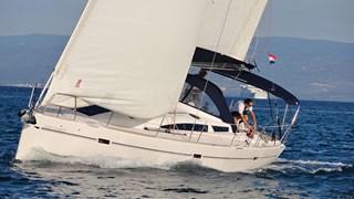 Segelboot - Elan 45 Impression