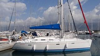 Segelboot - Oceanis 393 Clipper