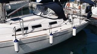 Segelboot - Elan 37