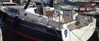 Segelboot - Oceanis 38