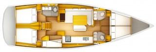 Velero - Sun Odyssey 509