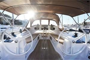 Sailing Boat - Elan impression 40