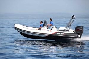 Motorboat - BSC 62 SPORT