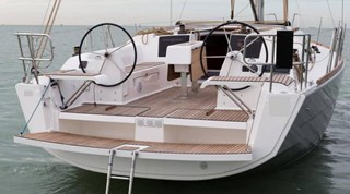 Sailing Boat - Dufour 382 Grand Large