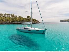 Segelboot - Oceanis 41.1